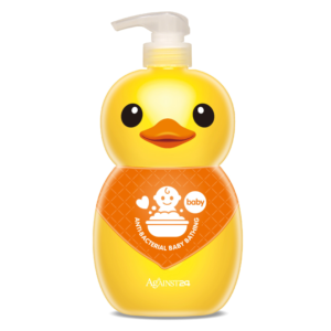 Against24 Little Duck Antibacterial Baby Bathing Wash 1000ml