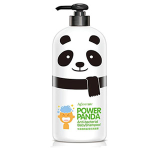 Power Panda Antibacterial Baby Shampoo