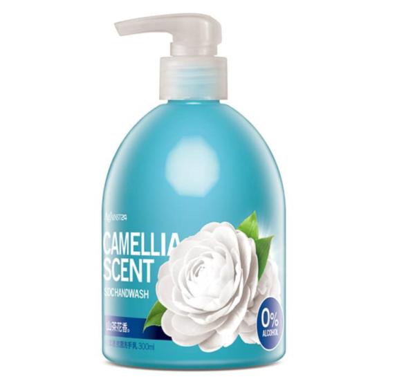 Against24 Antibacterial Handwash (Cameli