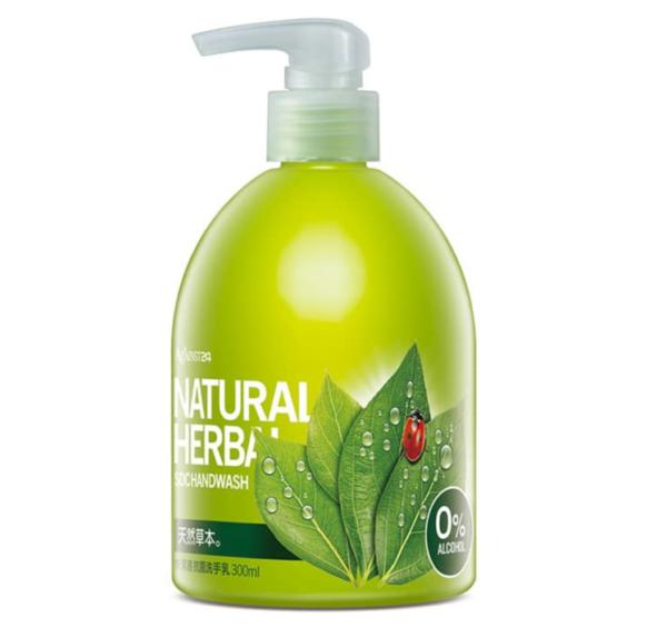 Against24 Antibacterial Handwash (Gentle Herbal)