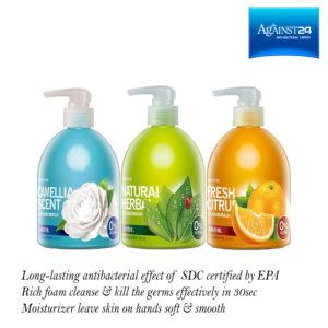 Against24 Antibacterial Handwash Set