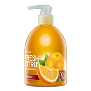 Against24 Antibacterial Handwash (Fresh Citrus)