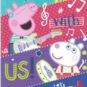 Sing with Peppa