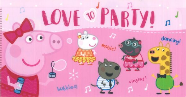Peppa Loves to Party