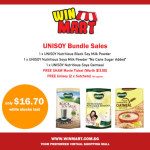 Unisoy Bundle 5C