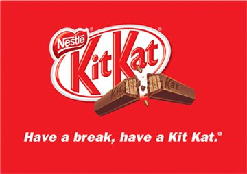 KIT KAT Milk Chocolate