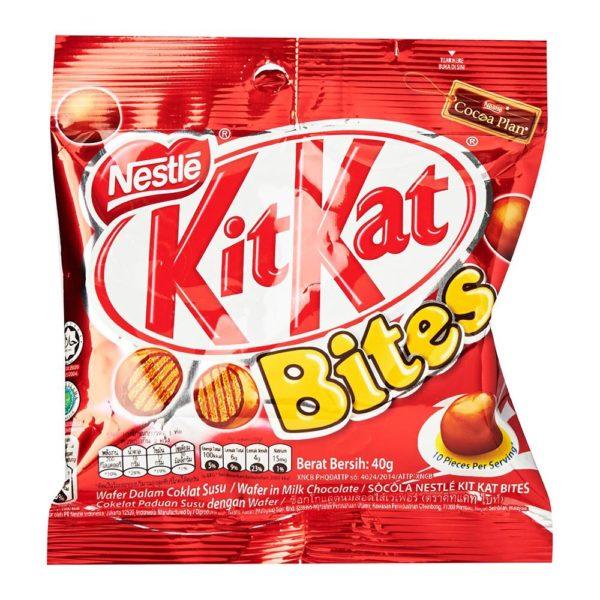 KIT KAT Bites Chocolate