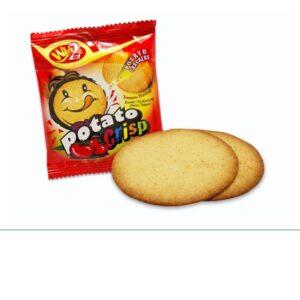 Biscuits & Crisps